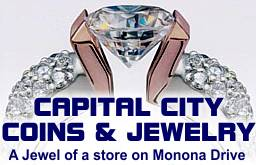 Capital City Coins & Jewelry